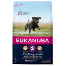 Eukanuba Junior Large Breed Kip 18 kg
